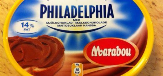 Philadelphia Choklad