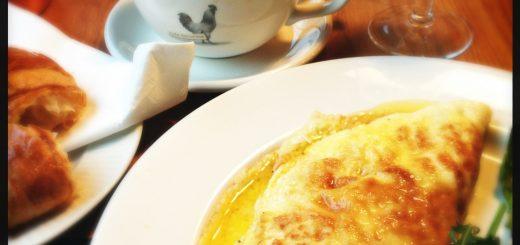 Frukostpaket X-Large på Café Egoiste.