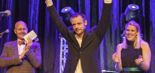 Årets Bästa Bartender är Björn Kjellberg på Little Quarter i Stockholm.