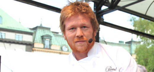 Daniel Räms är Årets Kock 2013.