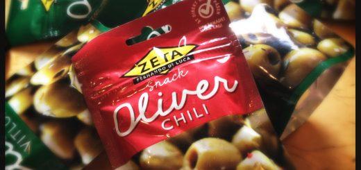 Goda oliver i behändig förpackning.