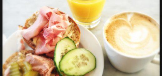Frukost på Urban Deli, Nytorget.