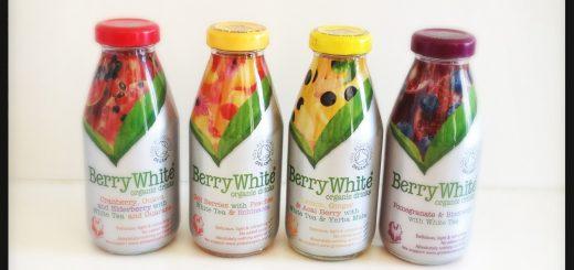 Berry White – En exklusiv törstsläckare på vitt te.