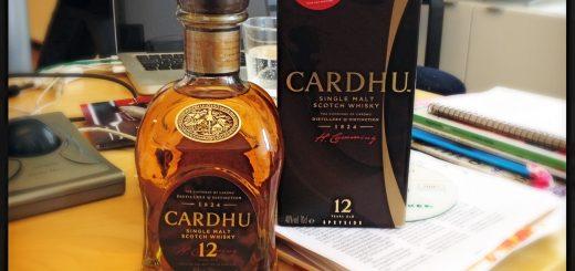 Nu finns Cardhu på Systembolaget.