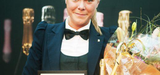 Maya Samuelsson är Årets Lily. Stort grattis!!