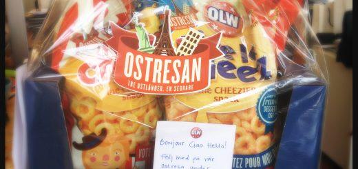 Med det OLW kallar ostresan ska en ny produkt röstas fram och få stanna kvar på hyllorna.
