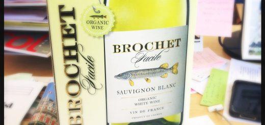 Brochet Facile är ett ekologiskt friskt och syrligt vin som nu finns på box.