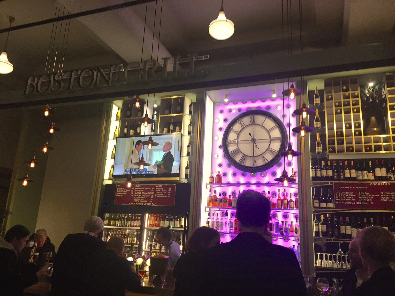 Boston Grill ett välkommet tillskott på centralen MatMalin.se