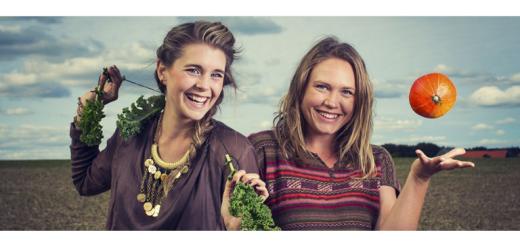 Vegorätt är det första helvegetariska matlagningsprogrammet i SVT. Bild: SVT.