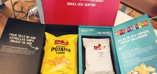 Mycket stort pådrag för att lansera framtidens chips från Estrella.