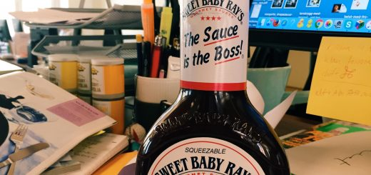 Vi testade nyhet från Sweet Baby Ray's.