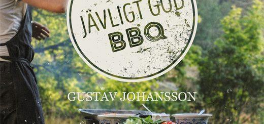 Missa inte Gustav Johanssons bok med vegogrill.