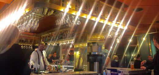Ny fin bar på Haymarket Hotel på Hötorget, Americain.