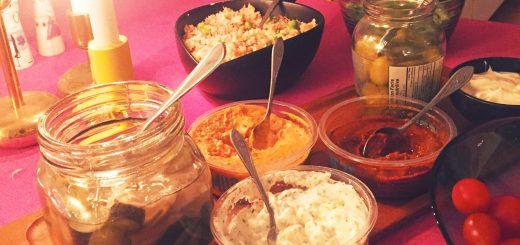 Sivans färdiga såser, inläggningar och kryddblandningar är en bra genväg till det libanesiska köket.