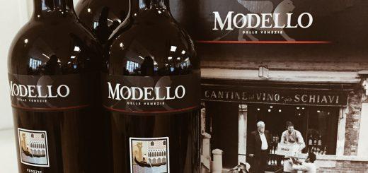 Masi Modello delle Venezie 2015, prisvärt rött som passar både till ljust kött, fisk och köttfärssås.