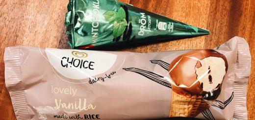 Glassnyheter från GB Glace för veganer, glutenfria och laktosintoleranta.