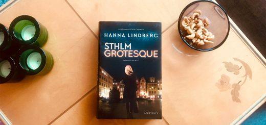 Hanna Lindbergs bok Sthlm Grotesque är underhållande och drivet skriven. Spänning i krogmiljö!