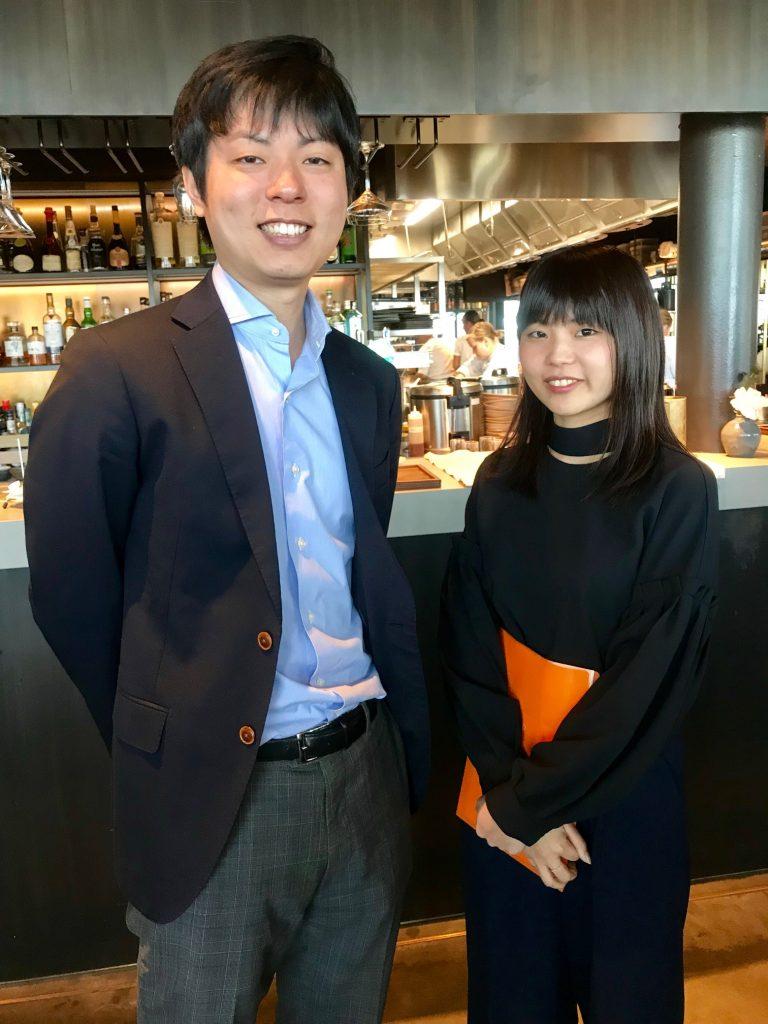 Shotaro och Akari Nakano reser runt i världen med missionen att få oss att dricka sake.