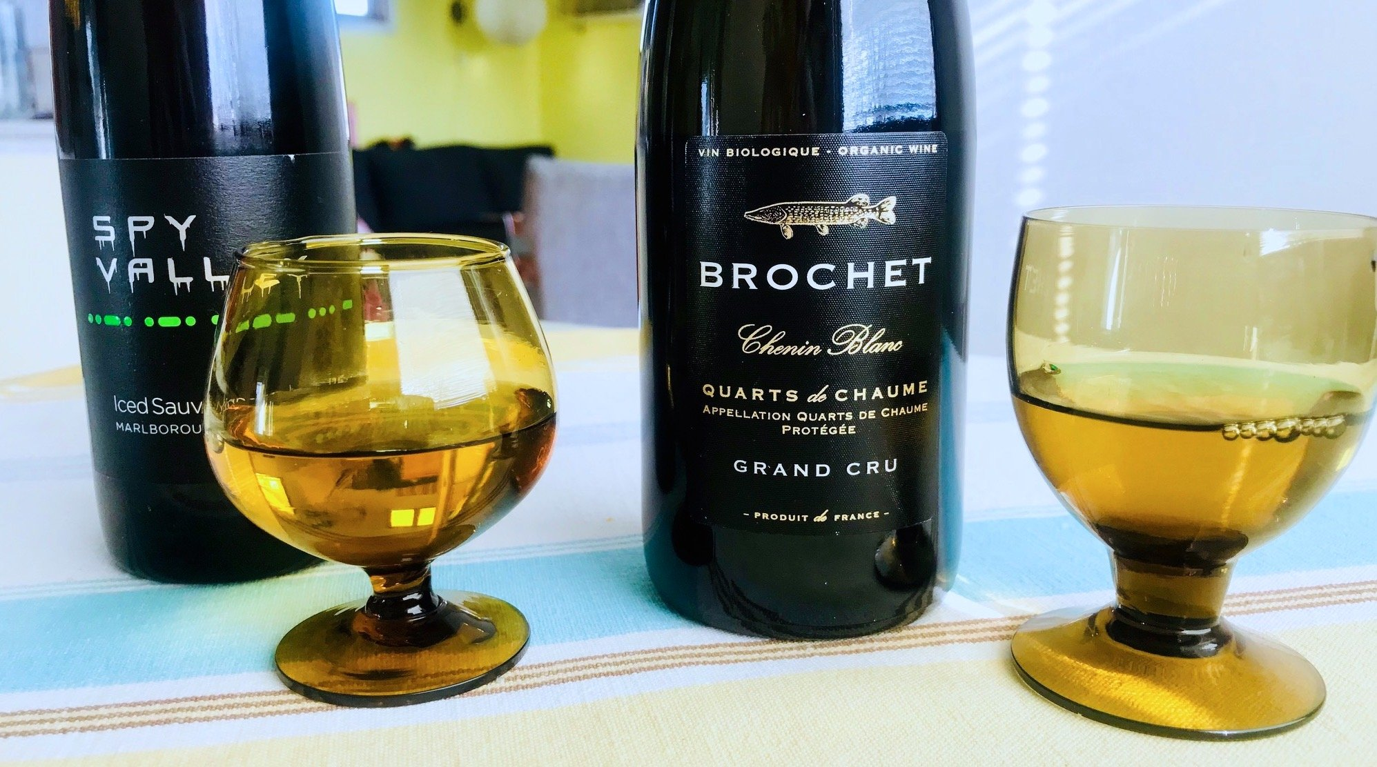 Test: Två goda prisvärda dessertviner – Spy Valley och Brochet Quarts de Chaume