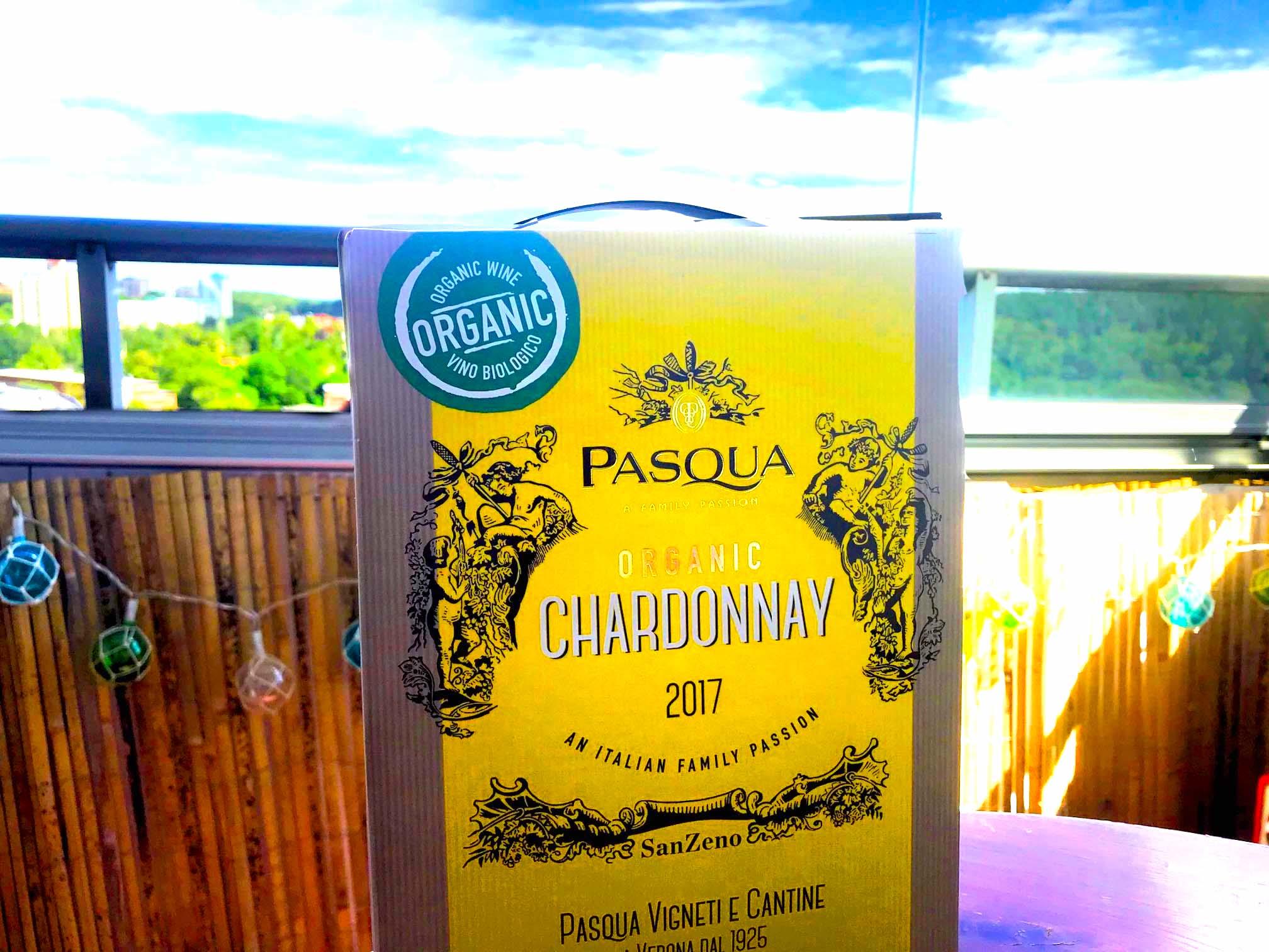 Pasqua gör ett mycket bra allroundvin som passar till det mesta.